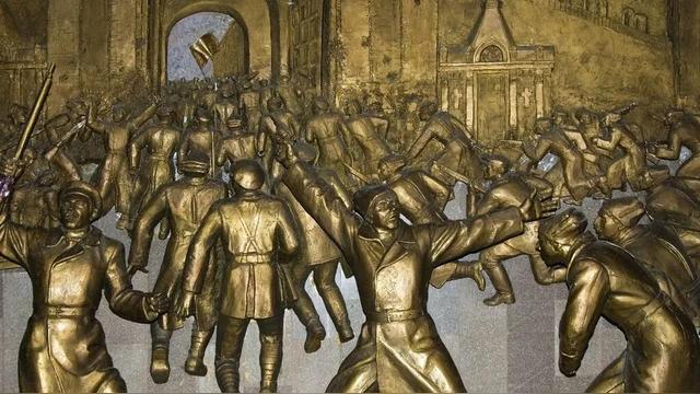 《十月革命与东方》