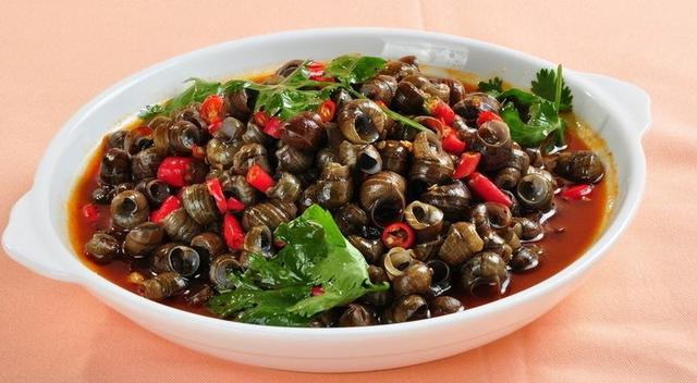 海螺的吃法,田螺的做法大全 3款做法美味又爽口