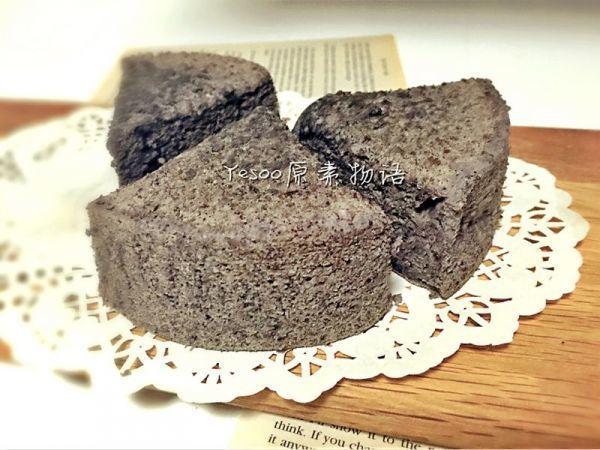 松糕的做法,黑米糕 紫米糕 超级软的糯米松糕