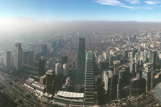 雾霾图片,一组图带你看遍全国多地雾霾城市