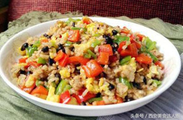 炒饭的做法,炒米饭最好吃的8种做法,总有一款是你爱吃的!