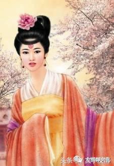 杨贵妃简介,中国古代四大美女之:真女子杨玉环