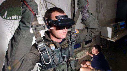 vr功能,VR功能多,除了娱乐,在军事上也大有可为