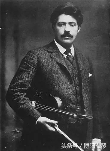 小提琴简介,十大世界著名小提琴演奏家