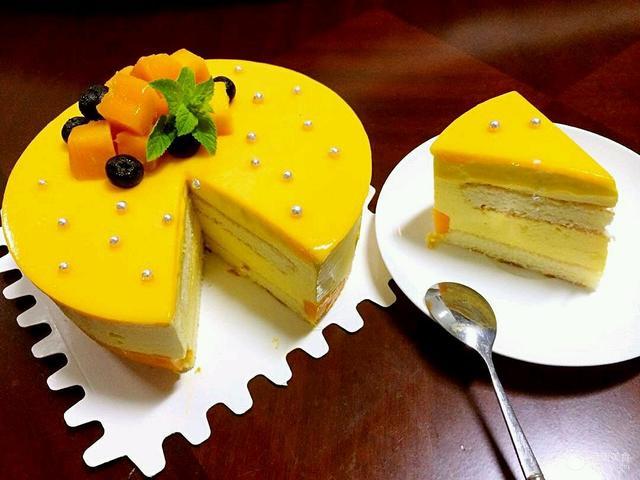 慕斯蛋糕的做法,芒果慕斯蛋糕的做法