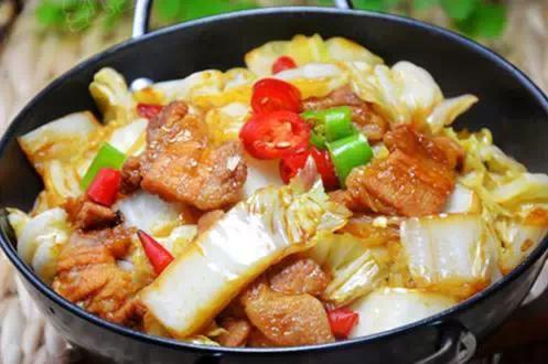 大白菜的做法大全,大白菜的做法大全,足够一冬天吃了!