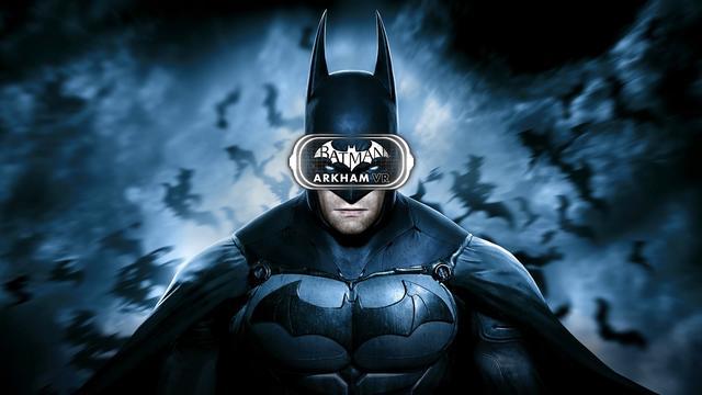 蝙蝠侠vr,化身侠影,守护哥谭——Steam《蝙蝠侠:阿卡姆VR》评测