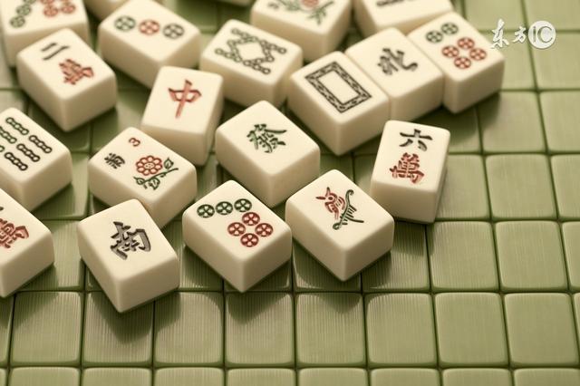 打麻将技巧,打麻将学会这4个神奇的技巧,赢到对手不敢跟你玩!