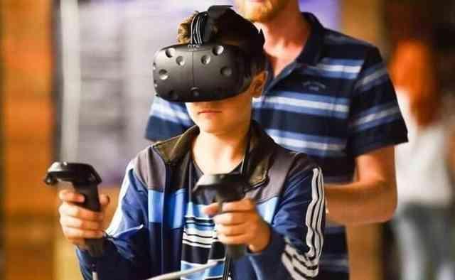 近视vr,北电研究表明:VR可以用于改善孩子的视力