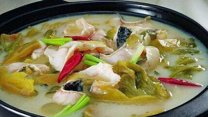 酸菜鱼火锅怎么做,收藏版酸菜鱼火锅制作工艺,拿走直接开店,不用谢