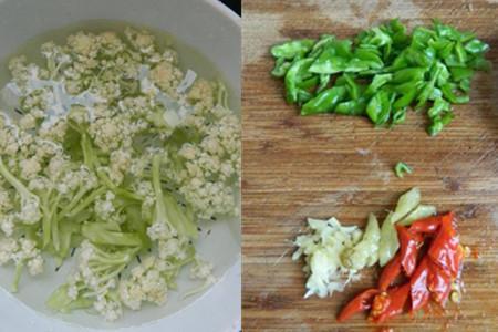 花菜的做法大全,花菜的做法大全 简单易学好下饭