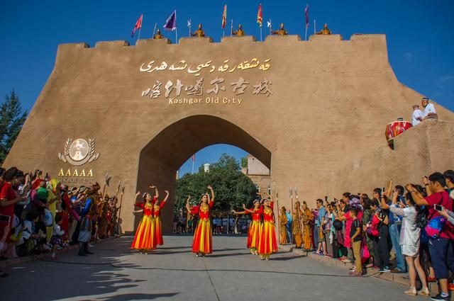 喀什简介,喀什古城,一座活着的千年古城