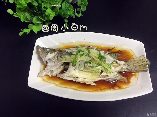 清蒸桂鱼怎么做,清蒸桂鱼的做法