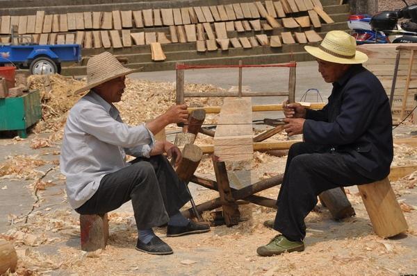 怎么做木,木制品加工的一般过程