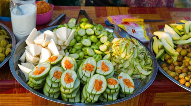 水果美食,这些水果做的菜,你都吃过吗?