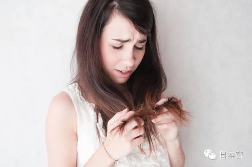 强生婴儿油,为了美发,日本妹子居然把这两种东西抹到头发上?!