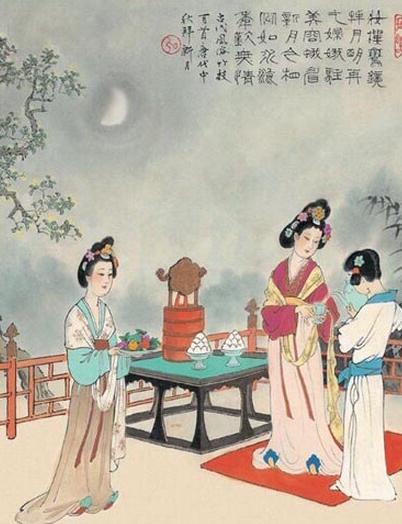 七夕节有哪些风俗,原创|悉数七夕节的习俗,你造吗?