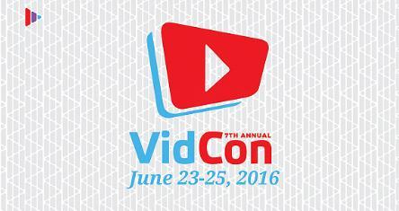 爱vr,美国网红也过节!VidCon上的年轻人超爱VR