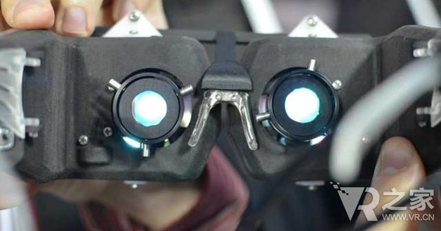 vr视觉,VR视觉中的双目叠加   网友直呼太高科技了,看不懂