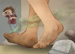 脚臭怎么治能除根,得了脚臭怎么办,根治脚臭不复发的小窍门