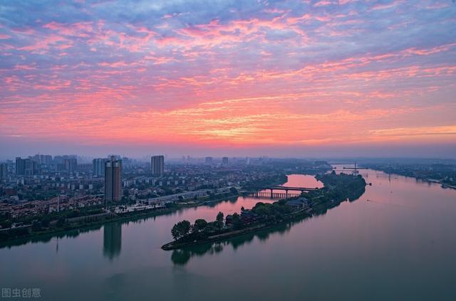 衡阳景点,衡阳,国内最好的风水城市之一:为保钱财建一座宝塔,耗时13年