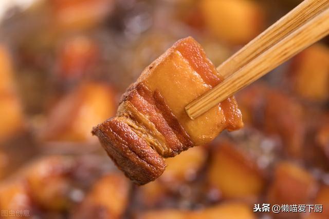 烧肉怎么做,做红烧肉,怎样才能软烂不硬?教你3招,30分钟上桌,软糯多汁