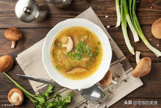 汤菜的做法大全,三种汤菜做法,冬季好喝汤!