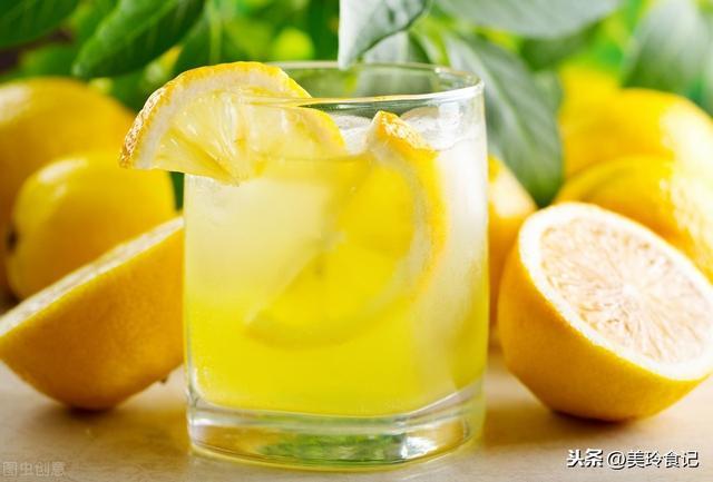 柠檬水的做法,柠檬水你做对了吗?泡错了喝再多也白费,进来看下正确做法