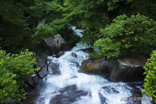 柳宗元的诗,柳宗元被贬到湖南永州,写下一首很孤独的诗,道尽了一生的委屈