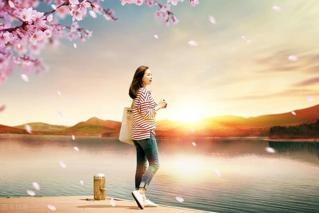 春天的现代诗,现代诗歌二首:我看见春天