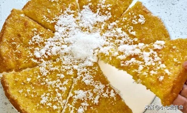 黄米的吃法,大黄米这么做更好吃,教你秘制新吃法,外酥里糯,特好吃