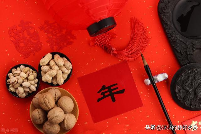 春节图片,年味儿越来越淡?快来和孩子一起学春节传统,让好习俗代代相传