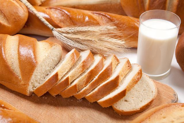 面包的吃法,5种做法在家做面包,跟买的一样香,蓬松暄软,做法简单零失败
