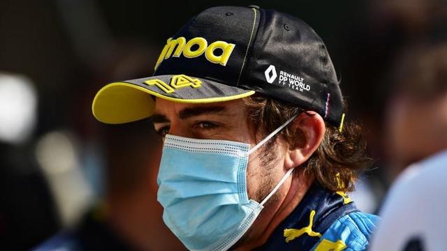 西班牙著名F1赛车手阿隆索在瑞士遭遇交通事故