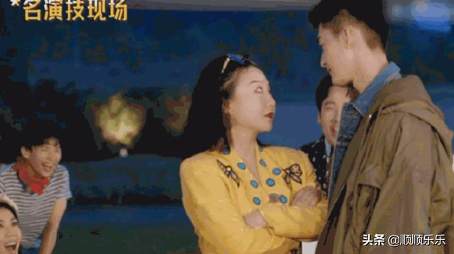 辣目洋子张翰对视,神仙打架互不认输,翰哥突然就来了个飞吻脱衣 全球新闻风头榜 第1张