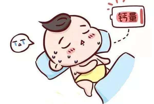 婴儿缺钙的表现,宝宝这8个表现,暗示宝宝可能缺钙了,缺钙的危害爸妈不能忽视