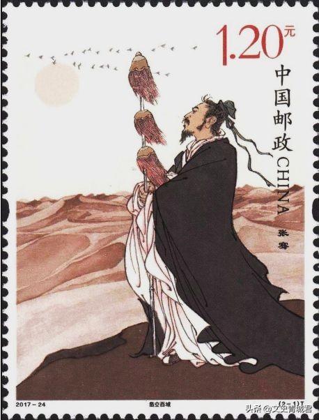 张骞简介,中国历史上最有名的十位旅行者---(二)张骞