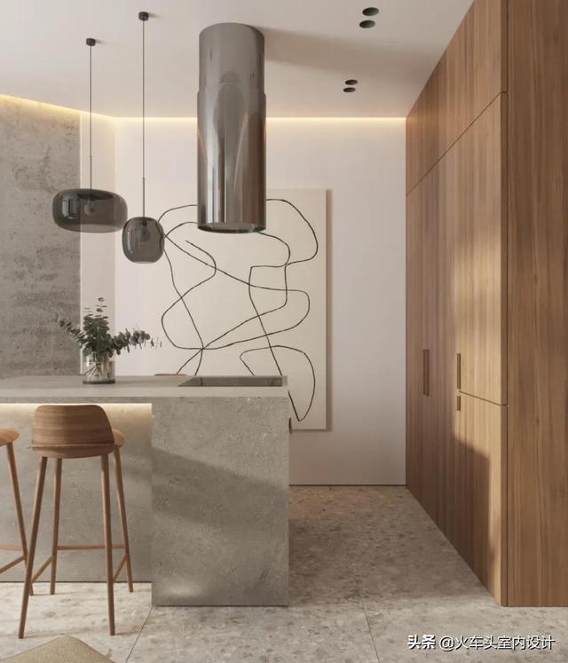 室内设计图片,45㎡,舒适的单身公寓