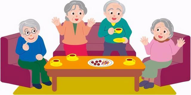 对老人祝福语,这些给长辈:祝老人延年益寿、福如东海寿比南山