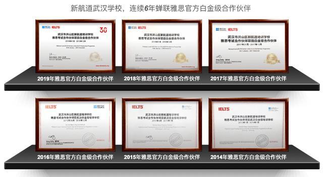 雅思培训武汉,2019中国雅思盛典 10.27 武汉站-即将开启