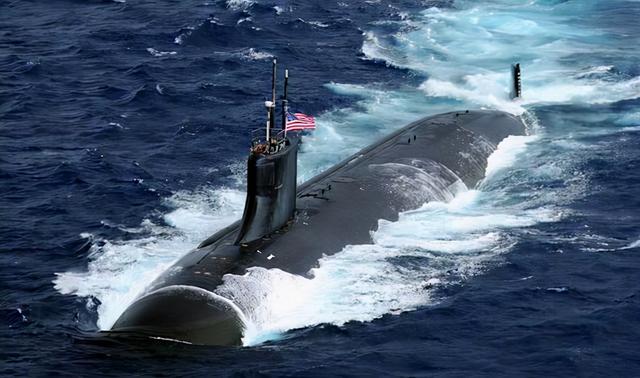 不能轻易放过美国,外交部三问核潜艇事故,必须给个说法 全球新闻风头榜 第1张