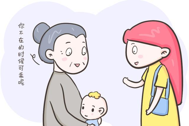 妈妈婴儿,不在妈妈的面前时,宝宝真的会比较乖吗?看完这篇相信你就清楚了