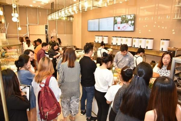 春阳茶事公司估值已达20亿美金(折合rmb130亿人民币)
