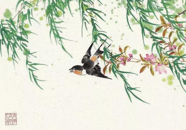 描写四季的诗,采撷最美的诗词,赠你一个诗意的四季
