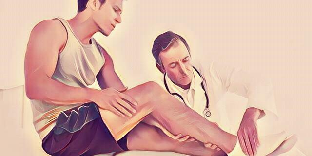 腰椎间盘突出压迫神经腿疼怎么治,腰间盘突出压迫神经腿疼该怎么办?