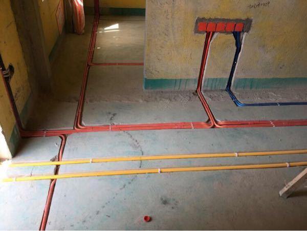 线怎么做,简说家装电路施工中的活线布线法
