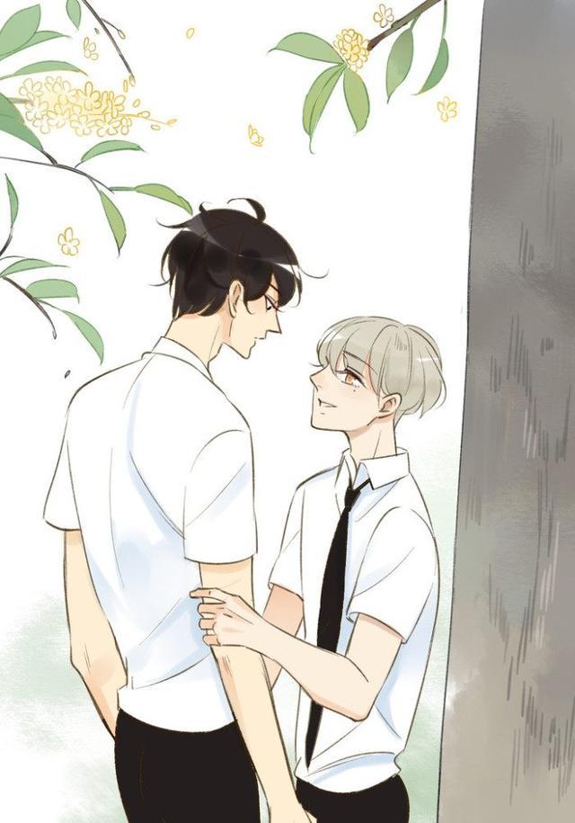 同性漫画,四部耽美漫画,《同学关系?》不错,《给我哭》你看过吗?