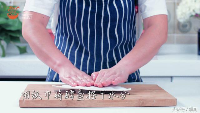 银鳕鱼的做法,鳕鱼怎么做才好吃?香煎银鳕鱼,做法简单易学,口味超正点