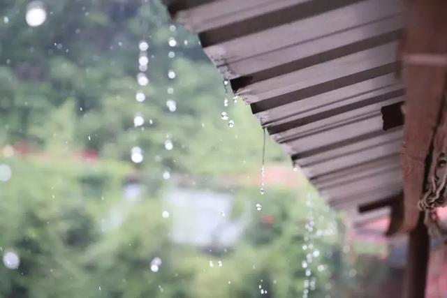 雨的诗,最美的不是下雨天:这7首诗词很适合雨天朗读哦!