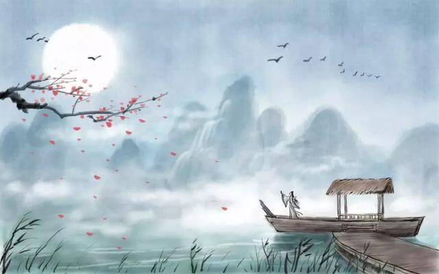 托物言志的诗,《全唐诗》中的这8首诗,写尽悲欢离合情!
